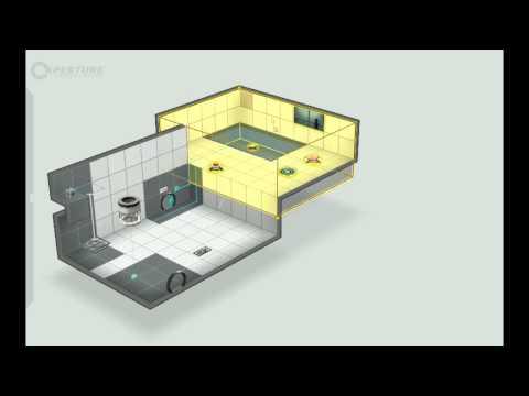 Making, Playing & Publishing Maps - Portal 2 DLC Preview