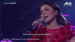 Rossa - I Will Always Love You (Live Performance)