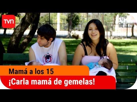 Mamá a los 15 | E01 T01: ¡Carla será mamá de gemelas!