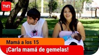 Mamá a los 15 | E01T01: ¡Carla será mamá de gemelas!