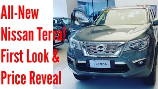 The All New Nissan Terra 2018 - First Look and Price Reveal
