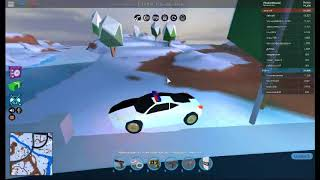 Roblox Jailbreak Cop Adventures Episode 1 ( No Commentary )