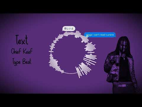 """Chief Keef Type Beat - """"Text"""" (Prod. by Curley Fry)"""