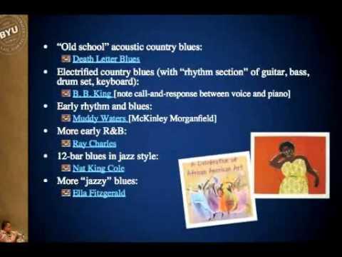 MUSIC 102 ONLINE   Module 8 1 4   African American Music