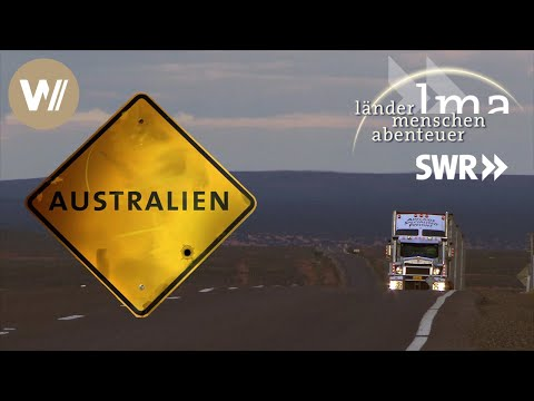 Australien | Quer durch das heiße Herz -  Länder Menschen Abenteuer HD 1080p SWR