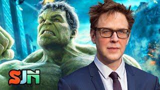 James Gunn Wants to Make a Hulk Movie?