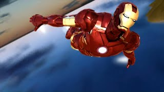 Iron Man 2 Xbox 360 Mission 1 - The Stark Archives