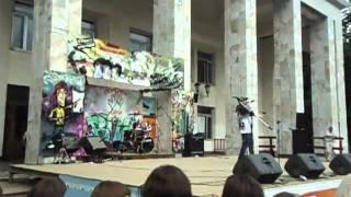 MC GASEAR, WAYNSG, DJ MAX SHEAL   Live 2011 Vyazma city