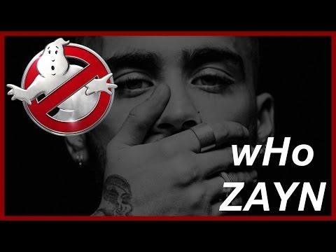 wHo - ZAYN - Lyrics (From the Ghostbusters Soundtrack)