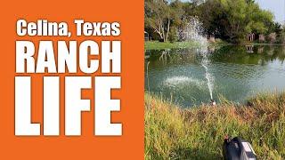 Celina Texas Real Estate Ranch Life 4