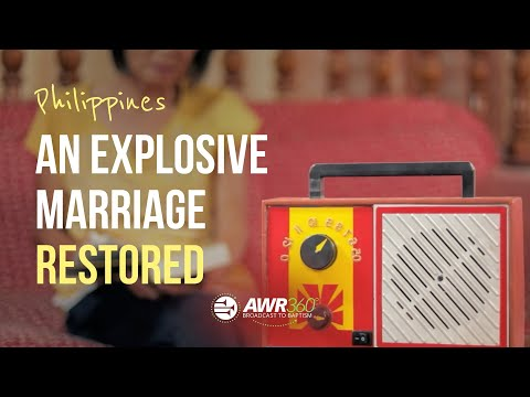 An Explosive Marriage Restored | AWR360°