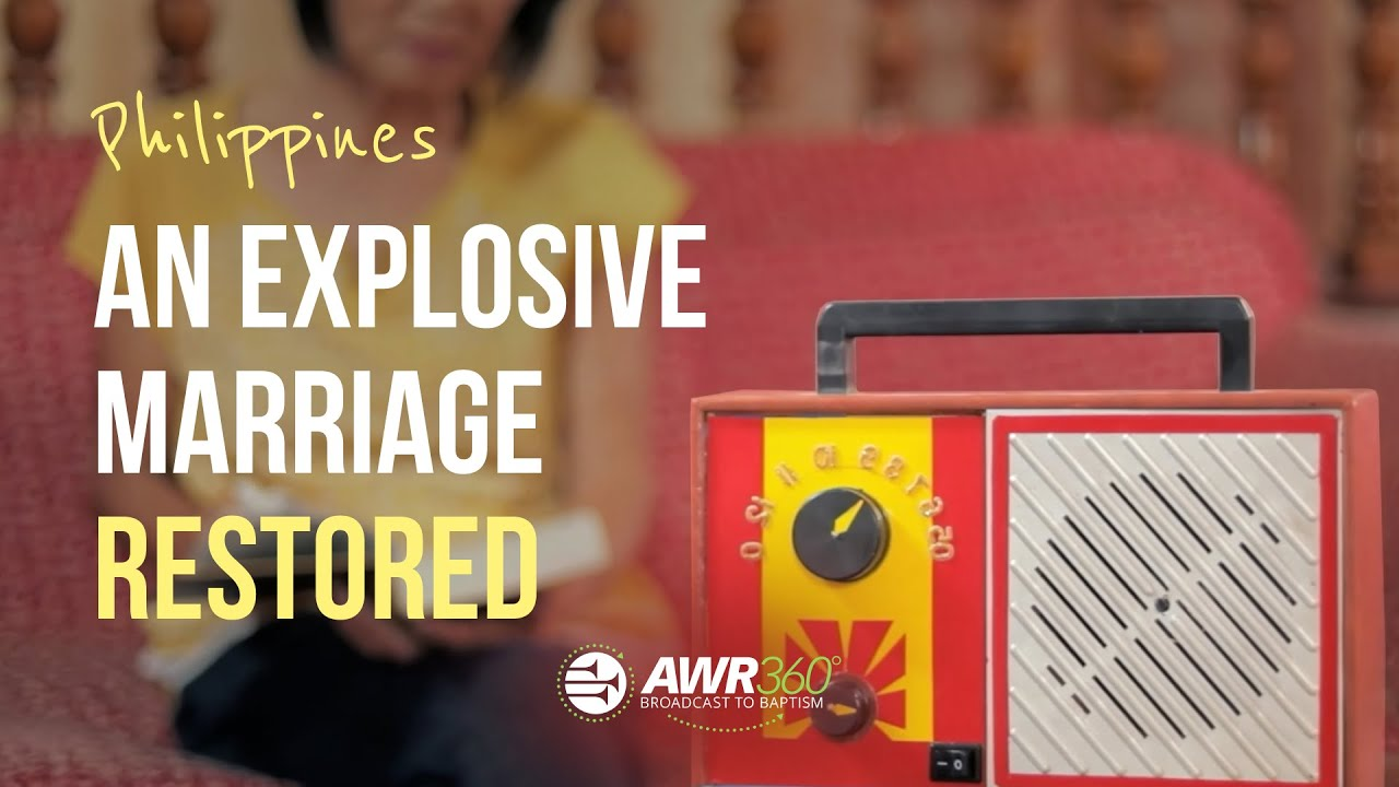 video thumbnail for An Explosive Marriage Restored | AWR360°