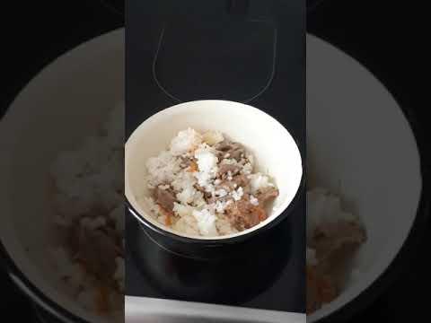 Вопрос: Как заново разогреть рис?