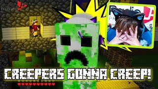Prepare For The Creepers! Minecraft in Roblox - RadioJH Games