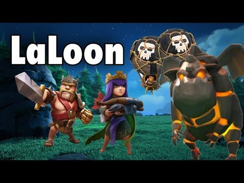 LaLoon Attacks - Steal Some Easy Triples! | Clash of Clans