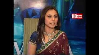 rani mukherjee interview for film saawariya