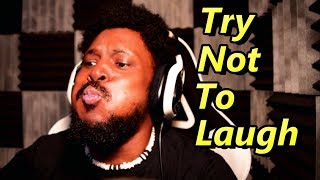 MUST.. HOLD IT IN | Try Not To Laugh Challenge #3 thumbnail