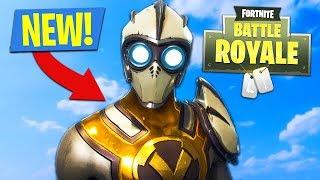 NEW SUPERHERO in FORTNITE!! (Fortnite Battle Royale)