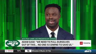 BART SCOTT RIPS ADAM GASE AFTER JETS LOSE.