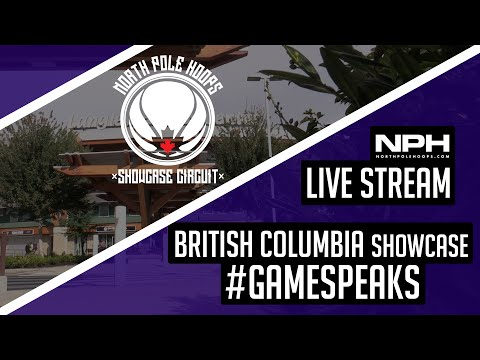 British Columbia Top Prospect Game LIVE!