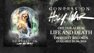 CONFESSION - Holy War featuring Ahren Stringer (OFFICIAL AUDIO)