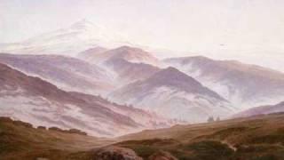 Bruckner/Fourth Symphony/IV. Finale: Conclusion + Caspar David Friedrich & Matthias Grünewald