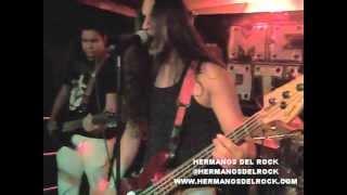 MASHIAJ - Basta Ya de Callar [En el Metal Attack en City Day Bar Caracas]