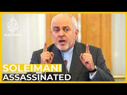 Iran's FM Zarif: