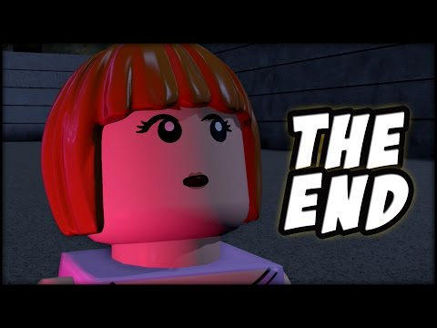 LEGO Jurassic World - PART 20 - THE END! (Gameplay Walkthrough HD)
