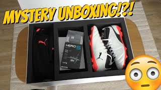 Check this out!? | huge delivery feat. new puma one football boots!