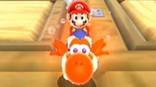 Super Mario Galaxy 2 Walkthrough - Part 9 - Hightail Falls Galaxy