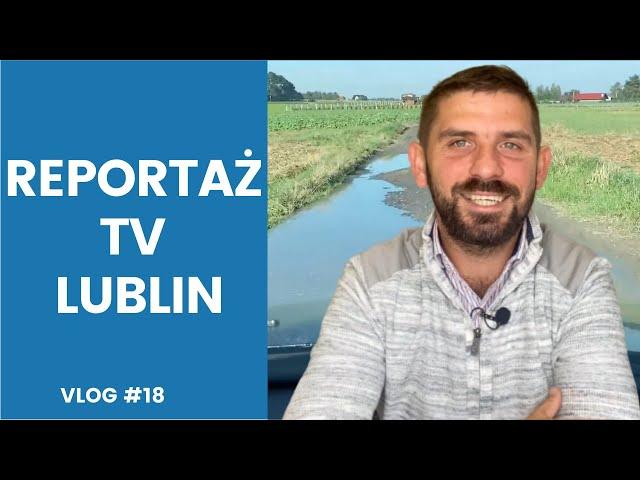 Vlog #18 | Podróż do Rzeszowa | Imieniny żony |  Reportaż TVP Lublin | Marek Kloc