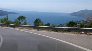 Mandra (EO3, A6) - Porto Germeno (Greece)