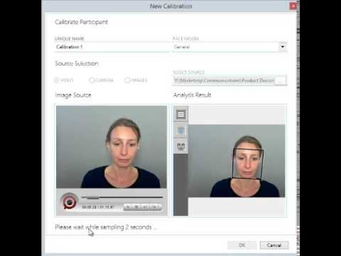 FaceReader 6 - Easy to use software - Individual calibration
