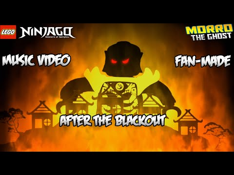 Lego Ninjago ! : The Fold After The Blackout ! | Music Video |
