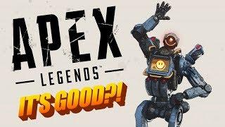 Apex Legends - Is Battle Royale Good Now? (Review)