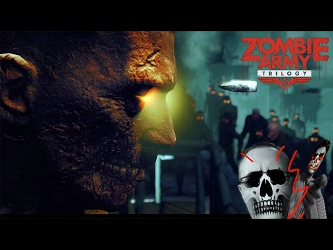 "ZOMBIE ARMY TRILOGY: Beyond Berlin - ""Freight Train Of Fear"" with PiterTomiki aka TomiBear"