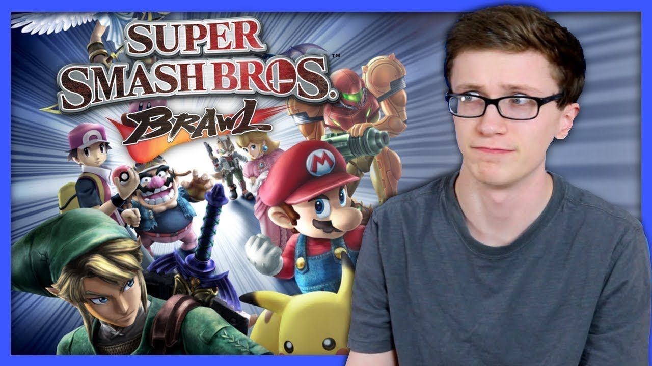 Super Smash Bros  Brawl | The Worst One, Apparently - Scott The Woz