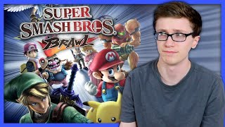 Super Smash Bros. Brawl | The Worst One, Apparently - Scott The Woz