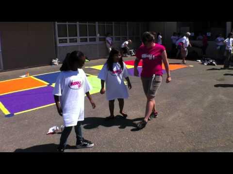 Roxhill Elementary School Makeover