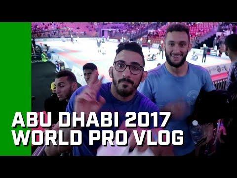 Abu Dhabi 2017 World Pro Vlog Day 2