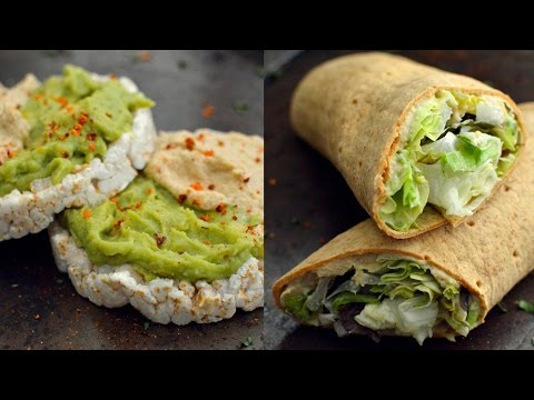 10 Vegan Snacks Under 250 Calories
