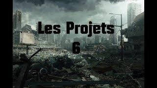 Projets 6: Facebook, restructuration...