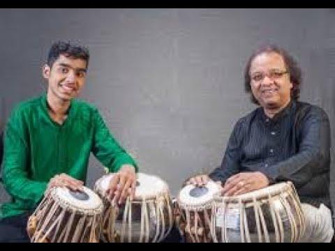 Pt. Nayan Ghosh And Ishaan Ghosh | Tabla Solo| Teental