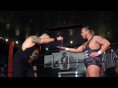 "Andy Dalton versus Kiefer Bartek   April 20th, 2019   Heavy Metal Wrestling presents ""High And Dry"""