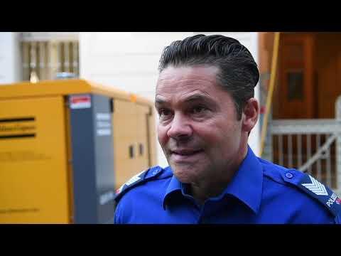 Bergsturz in Bondo: Interview mit dem Polizeisprecher
