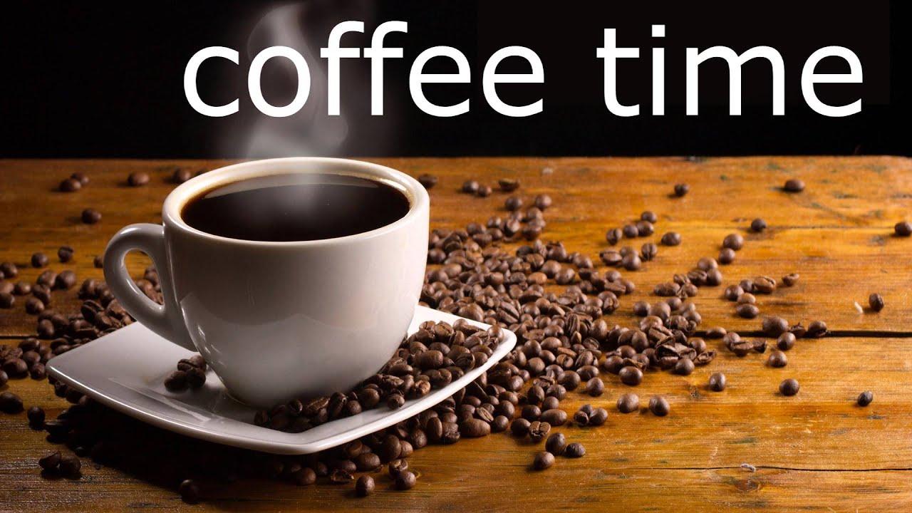The coffee hour