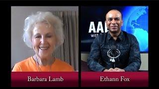 AAE tv | The Soul's Journey | Barbara Lamb | 9.3.16