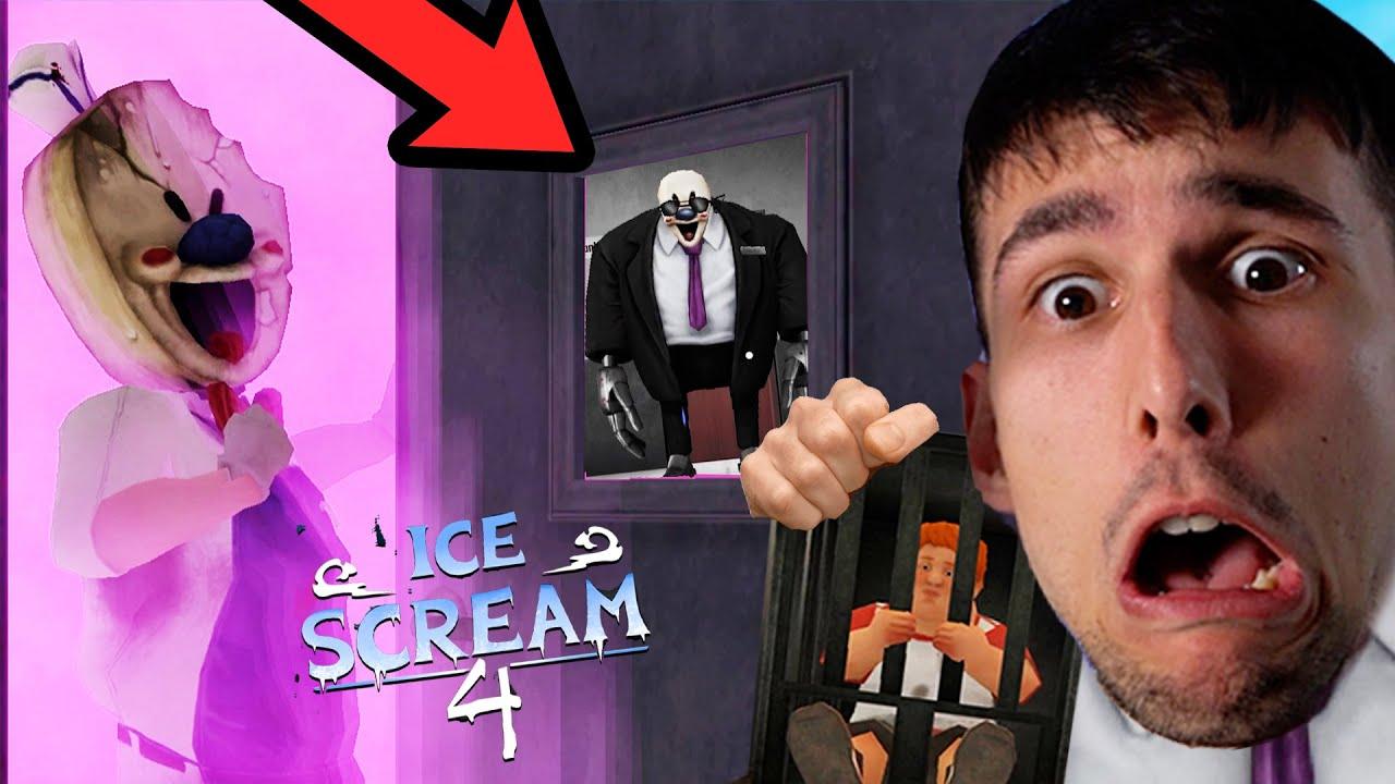 Download IL GELATAIO HA RAPITO I MIEI AMICI per FARCI DEL GELATO!! | Ice Scream 4