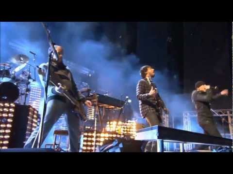 20 Linkin Park  Bleed it Out  in Madrid, Europe Music Awards 2010 Full HD 1080p